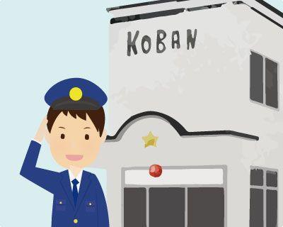 警察署への届出について